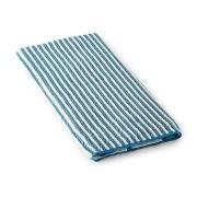 Rankšluostis rankoms (Baclock) – dryžuotas, mėlyna/vanilė spalvos