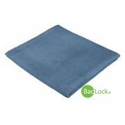 Vonios rankšluostis (Baclock) – džinsų mėlio