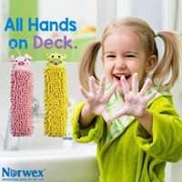 Vaikiškas rankšluostis rankoms, rožinė kiaulytė