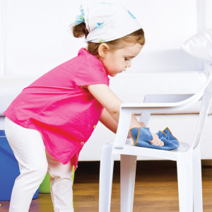 Vaikiškas valymo komplektas