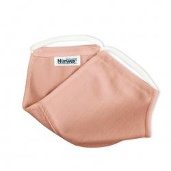 Veido kaukė (BacLock), rožinio kvarco