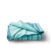 Vonios rankšluostis (Baclock), dryželiais, turkio/jūros rūko