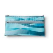 Kelioninis krepšelis servetėlėms, bangų motyvo