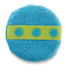 Vonios kempinė vaikams (BacLock® ), mėlynai žalia